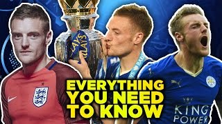 Jamie vardy | everything you need to know