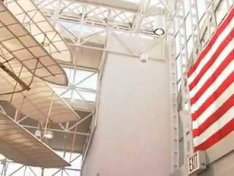 Dayton International Airport lobby