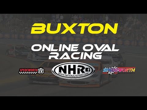 Round 10 - Buxton - Online Oval Racing