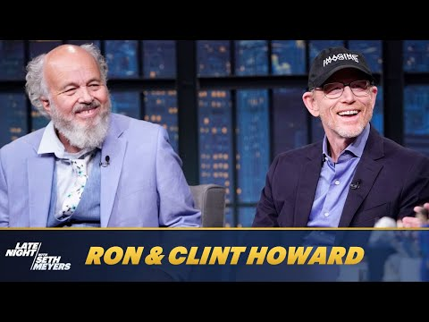 Ron and Clint Howard's Parents Raised Them to Be in Showbusiness