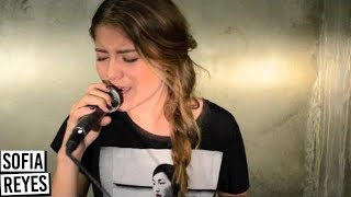 "Miley Cyrus ""Wrecking Ball"" Cover - Sofia Reyes"