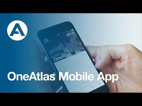 OneAtlas Mobile App