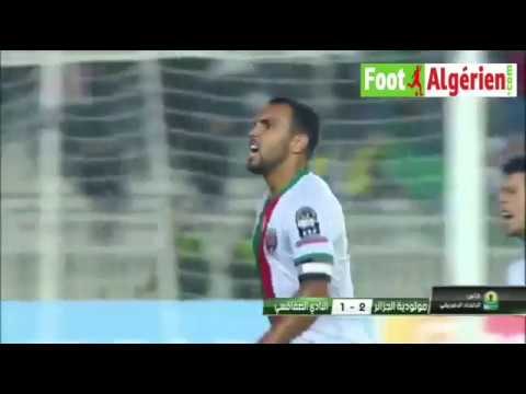 Coupe de la Confédération africaine : MC Alger 2 - CS Sfaxien 1