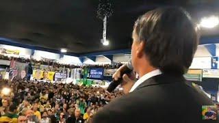 Durante convenção do PSL, Bolsonaro revela novos detalhes sobre seu VICE