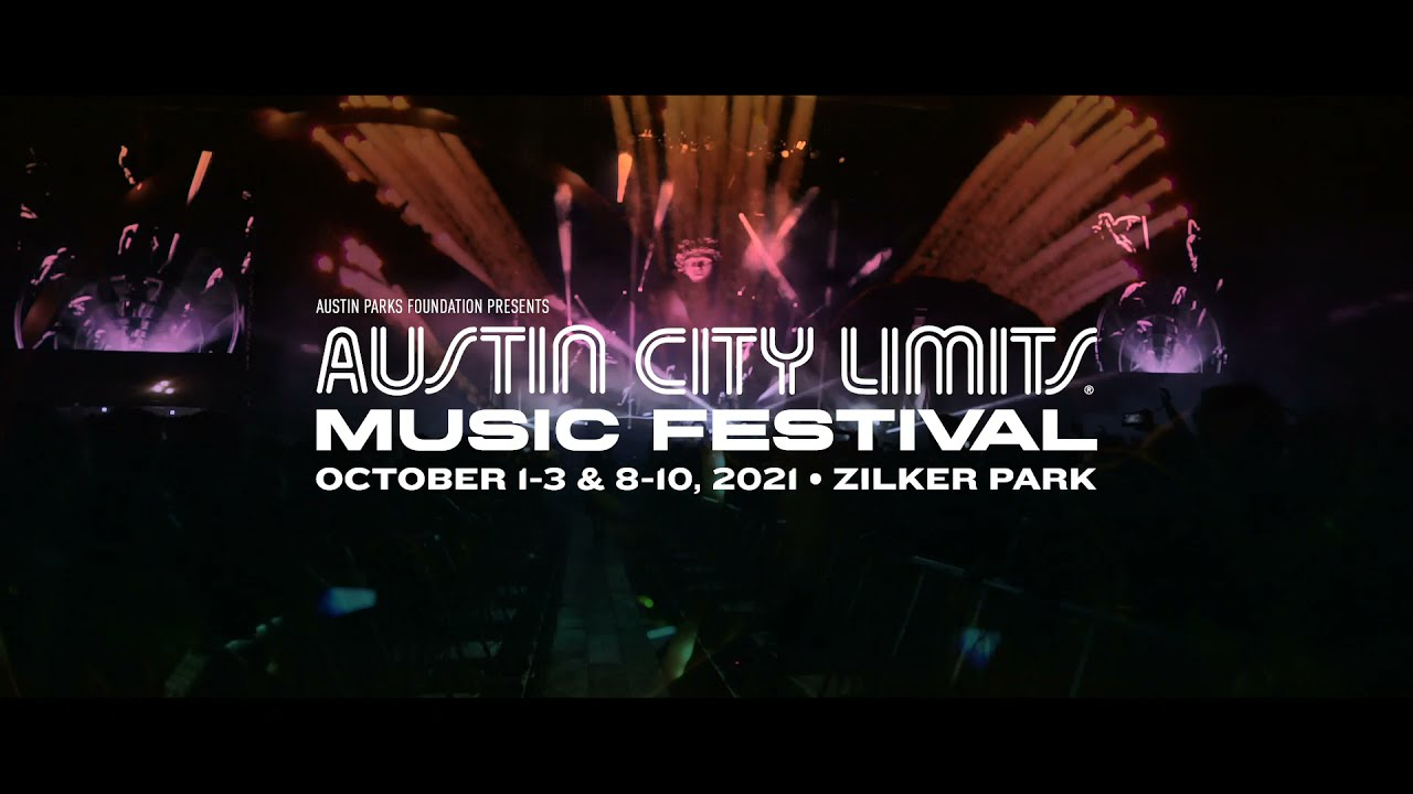 ACL Fest 2021 lineup is out