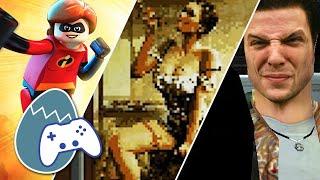 Easter Eggs in Spielen - Folge #4 mit LEGO Die Unglaublichen, GOG.com & Max Payne von 2001