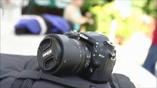 Обзор Nikon D7100. Купить зеркальный фотоаппарат Nikon D7100.(Этот обзор предоставил Интернет-магазин http://Fotos.ua, за что им большое спасибо. Купить: http://fotos.ua/nikon/d7100-body.html..., 2014-02-17T06:46:39.000Z)
