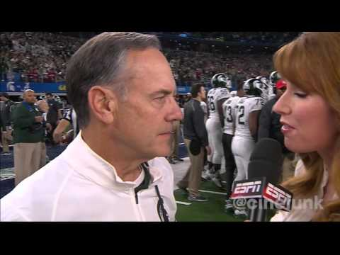 2015 Cotton Bowl: #3 Michigan State Spartans vs #2 Alabama Crimson Tide Full Game 1080p60