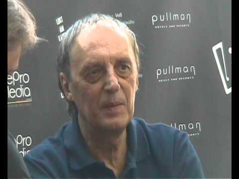 Dario Argento Interview @ Cinestrange Filmfestival Dresden