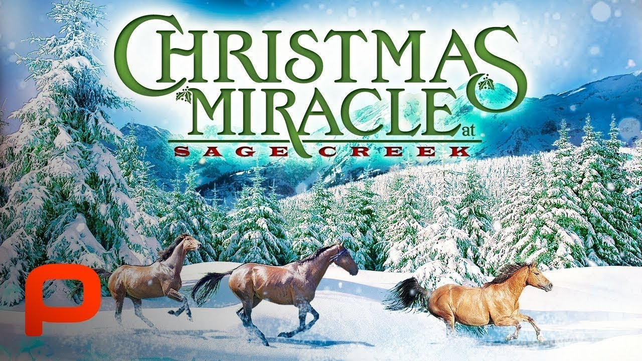 Christmas Miracle At Sage Creek (Full Movie) PG