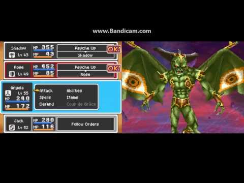 Make Dragon Quest IX Final Boss: Corvus Pictures