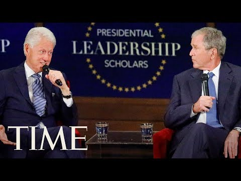Bill Clinton And George W. Bush: The Most Important Presidential Quality Is Humility | TIME