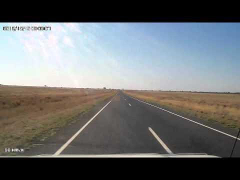 Video 332 Landsborough Highway - Winton to the Chorregon Rest Stop