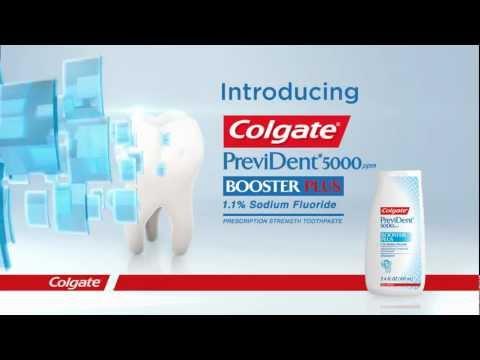 Colgate: Prevident Walk-In