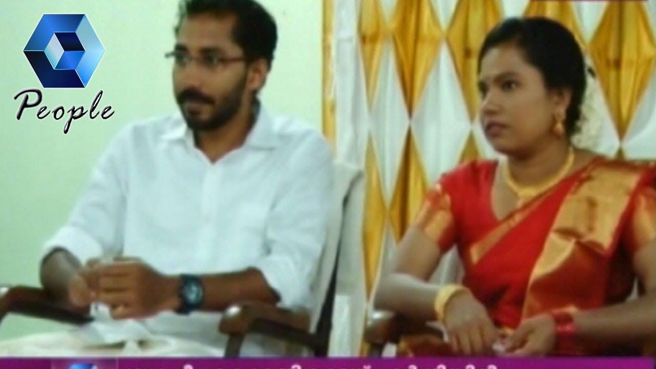 Communist Wedding Krishna Pillais Grand Daughter Weds PK Chandranadhans Son