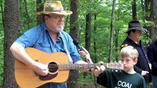Coal Creek War Sung by Tony Thomas