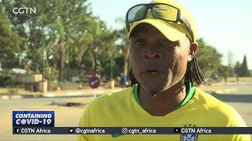COVID-19 grounds stadium renovations in Zimbabwe