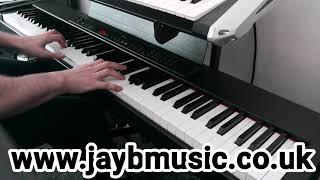 Shotgun - George Ezra (piano cover)