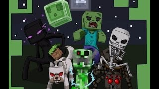 how to make mobs fight each other in minecraft part 2 guaranteed that it works