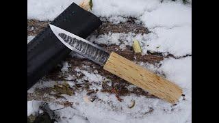 Jakutský nůž od Yakut nože