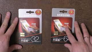 карта памяти Samsung EVO Plus microSDHC UHS-I EVO Plus microSDHC UHS-I 16Gb