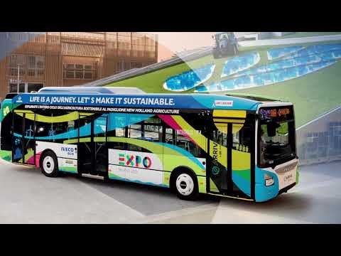IVECO BUS - Natural gas and public transport
