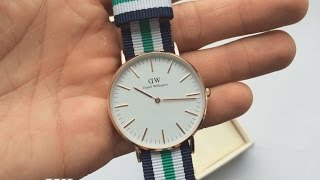 видео Часы скелетоны Winner Luxury White, белый циферблат