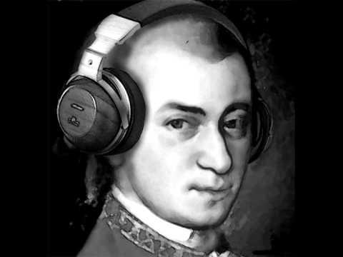 """W. A. MOZART - DUETTINO """" CANZONETTA SULL´ARIA """" y """" CHE ..."""