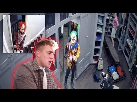 Download Youtube: 2 KILLER CLOWNS BROKE INTO THE TEAM 10 MANSION! **SECURITY FOOTAGE**