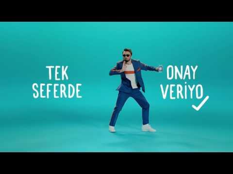 QNB Finansbank KrediGO Reklamı / Anında Kredi Veriyo !