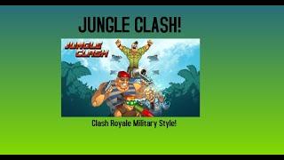 Clash Royale RIPOFF!! - Jungle Clash! LIVE RAGE!!