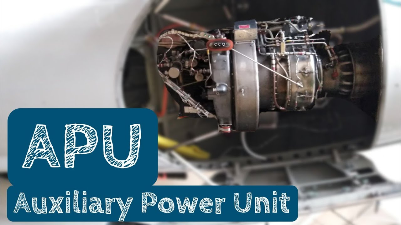 Download APU - Auxiliary Power Unit
