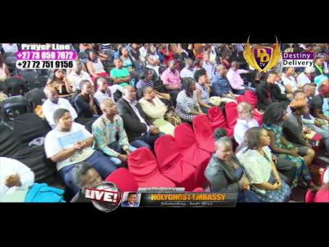 HIV Healing Service - SUNDAY 16 OCTOBER 2016 part 3