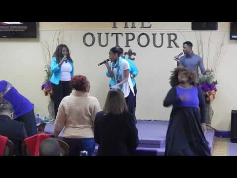 """Revelation Ministering, """"Awesome God"""" By Tammi & Gerald Haddon 1/29/17"""