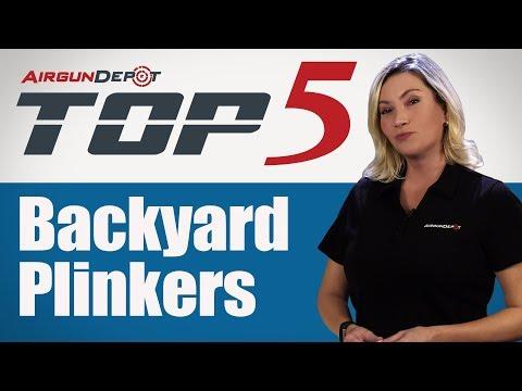 Top 5: Backyard Plinkers