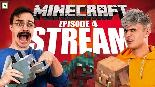 VI FORTSETTER EVENTYRET I MINECRAFT - LIVESTEAM