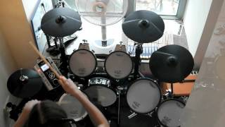 Rise Against - Paper Wings (Drum Cover)