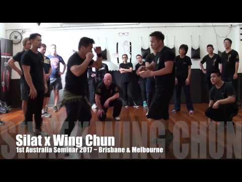 Silat x Wing Chun Australia Seminar 2017  Brisbane & Melbourne