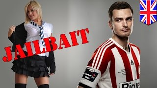 Le footballeur anglais Adam Johnson couche avec une fille de 15 ans et est arrêté