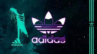 Adidas Logo 3D  Template
