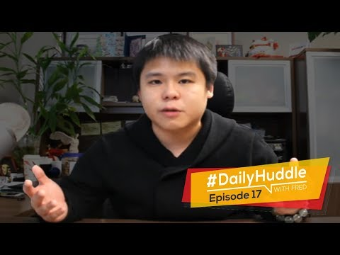 Daily Huddle - Ep 17   Why Am I Getting No Sales From Facebook For My Shopify Store