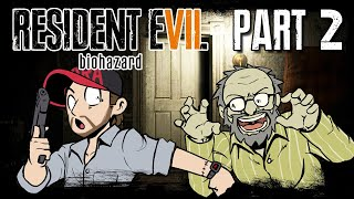 EVERYTHING MAKES NOISE! | TFS Plays Resident Evil 7 Part 2 - TFS Gaming