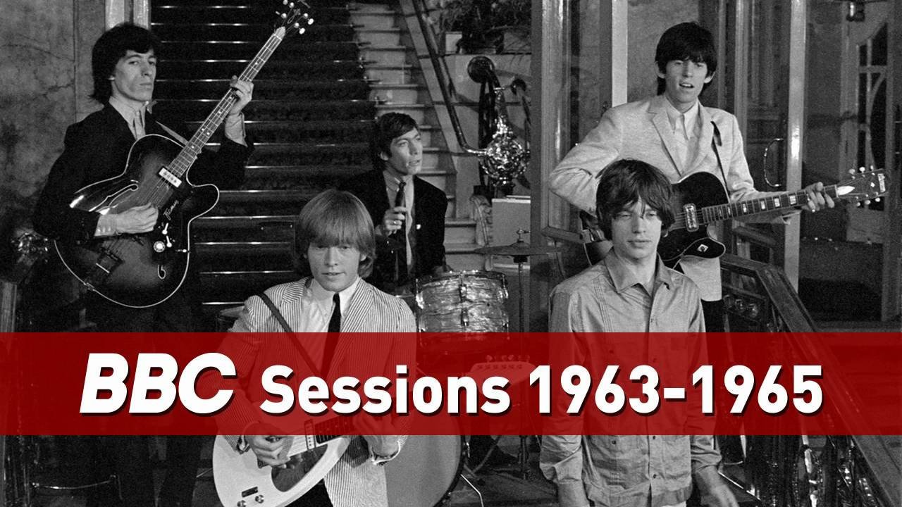 Rolling Stones BBC Sessions 63 65 Remastered   YouTube