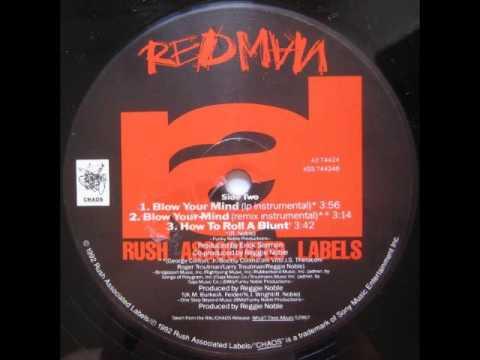 Redman - Blow Your Mind(LP Instrumental)