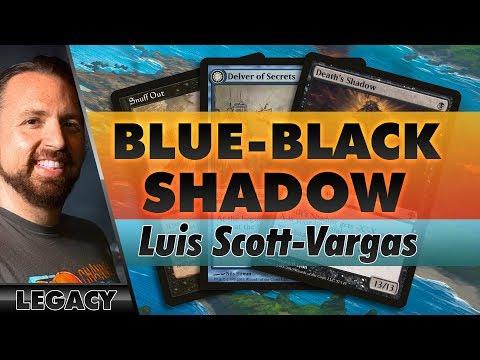 BlueBlack Death's Shadow  Legacy  Channel LSV