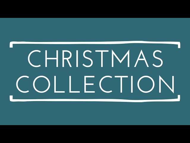 Sincere Surroundings Christmas Collection