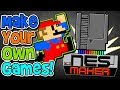 MAKE YOUR OWN NES GAMES! NES MAKER!! - NESmaker