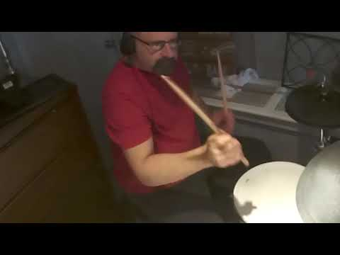 DOWN ON MY KNEES  BREAD DRUM COVER