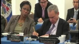 Audiencia: Situación del derecho a la libertad de asociación en Venezuela