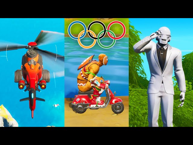 meme olympics #2